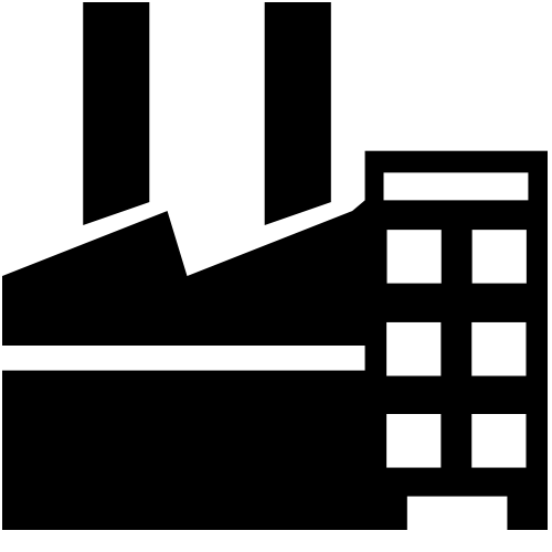 Industry Focus - Factory icon