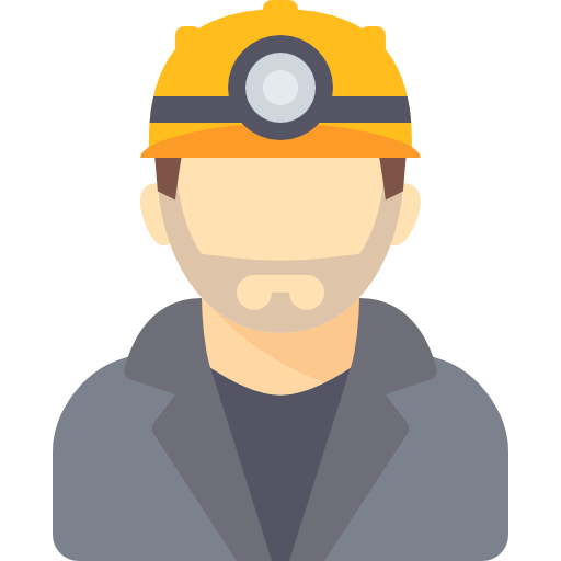 Industry Focus - Miner icon